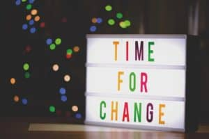 """Change is the one characteristic common to all periods of time, and those who best adapt to change are the most successful"" Aidan Edwards"