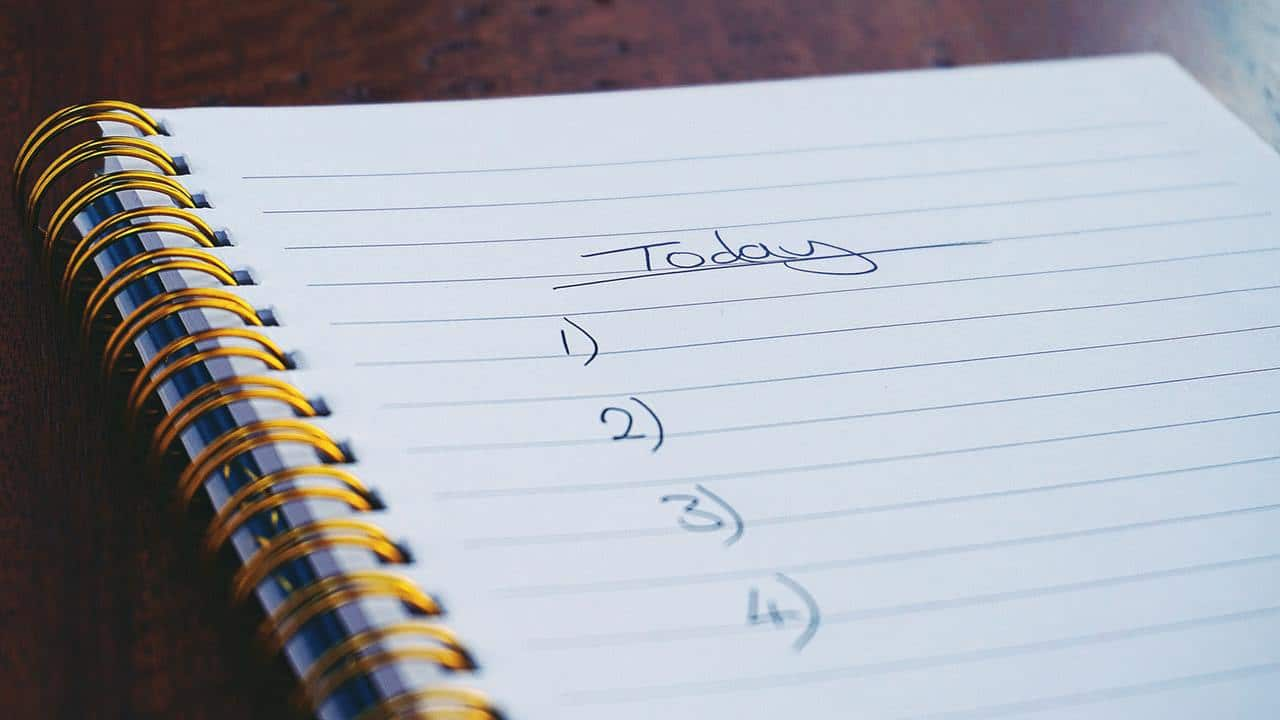 I made a long To Do list for today…now I just have to figure out who is going to do it?!