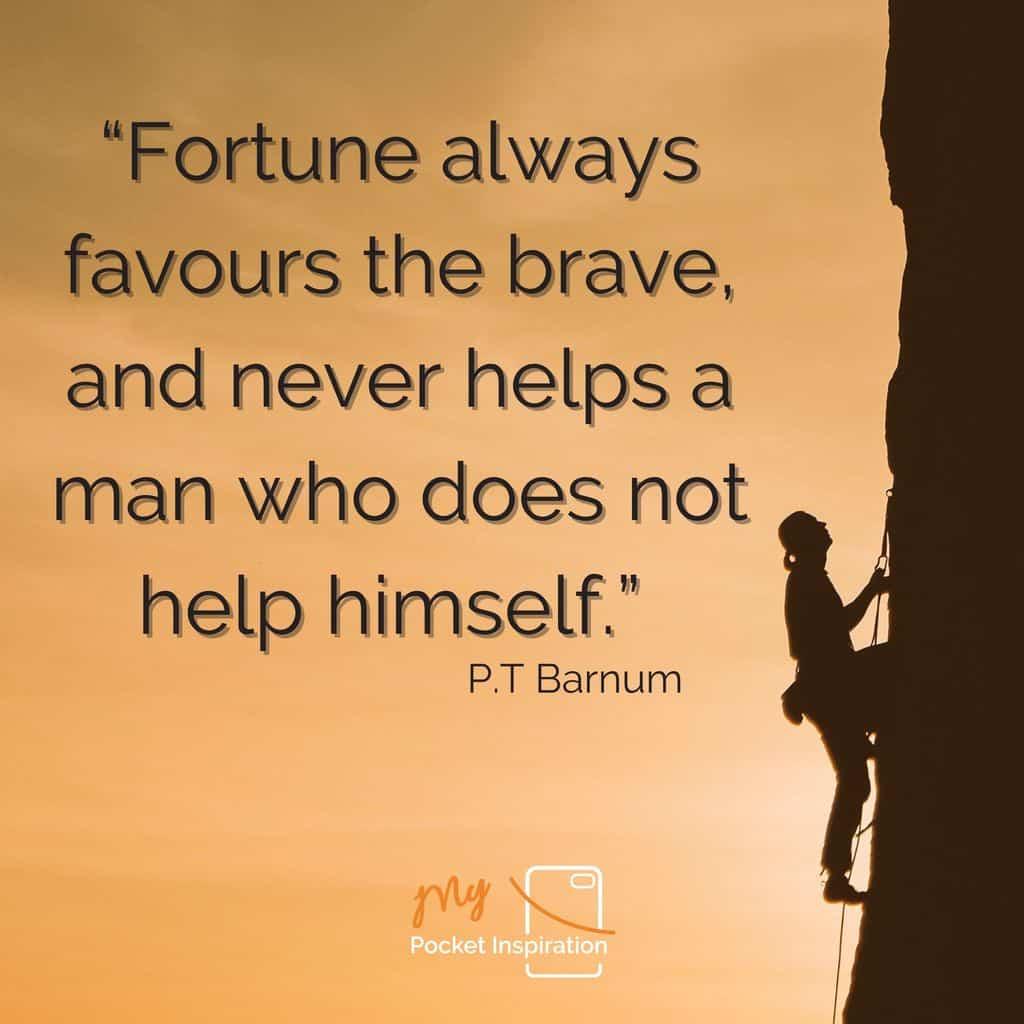 Monday Motivation – Be Brave