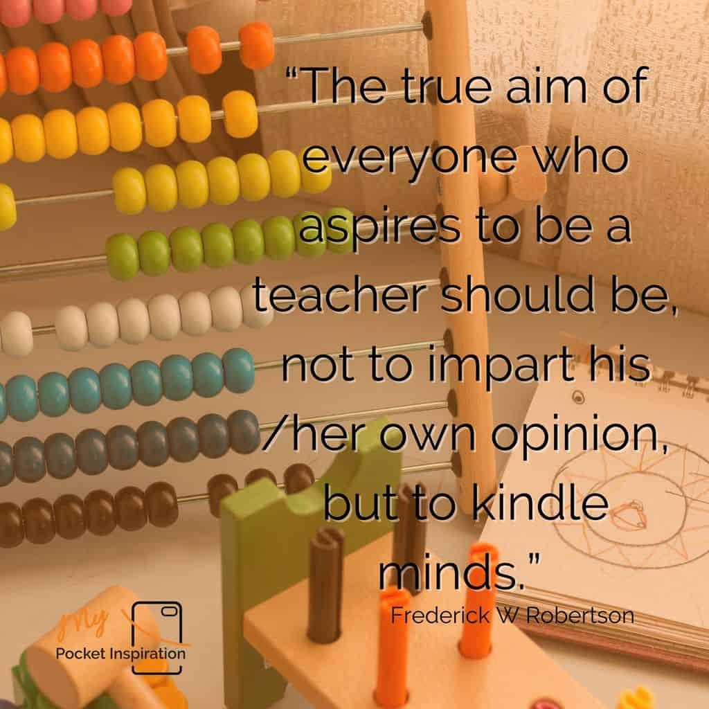 Kindle Minds