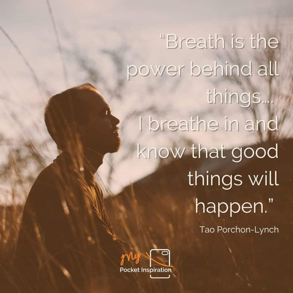 Breath is Power