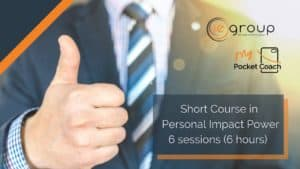 Personal Impact Power – Short Course by MPC and IE Group