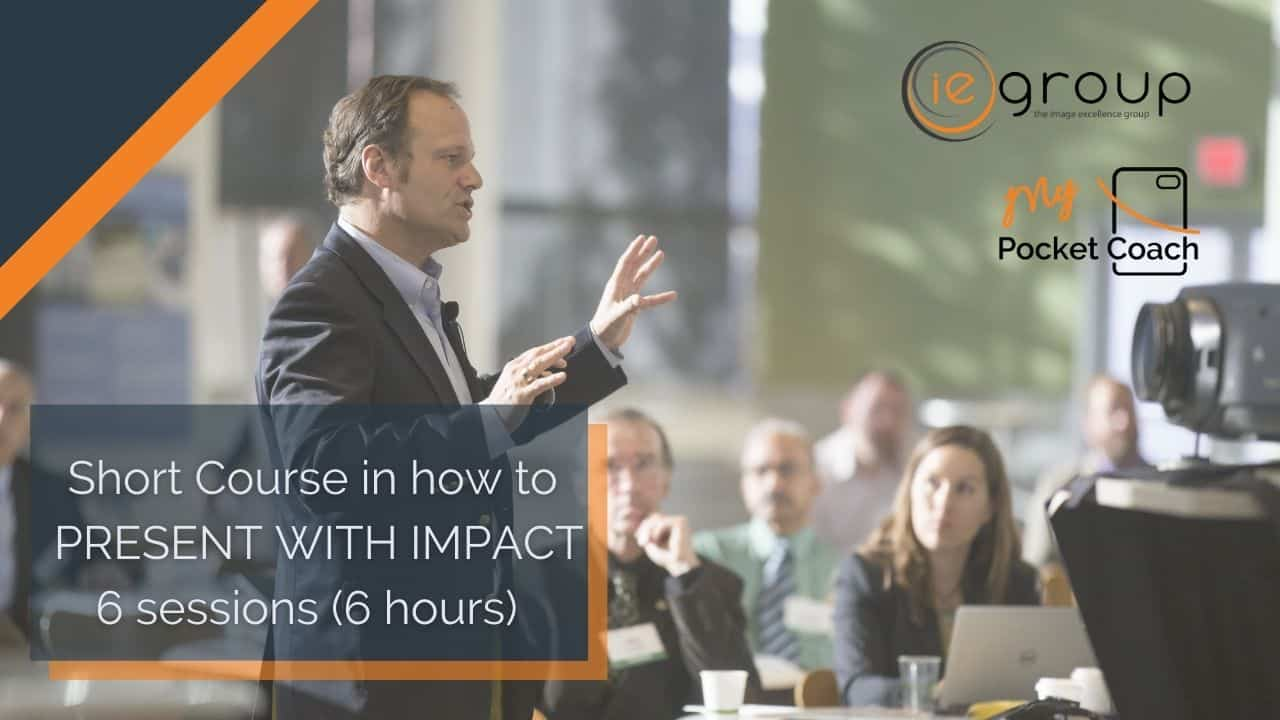 Present with Impact – Short Course by MPC and IE Group