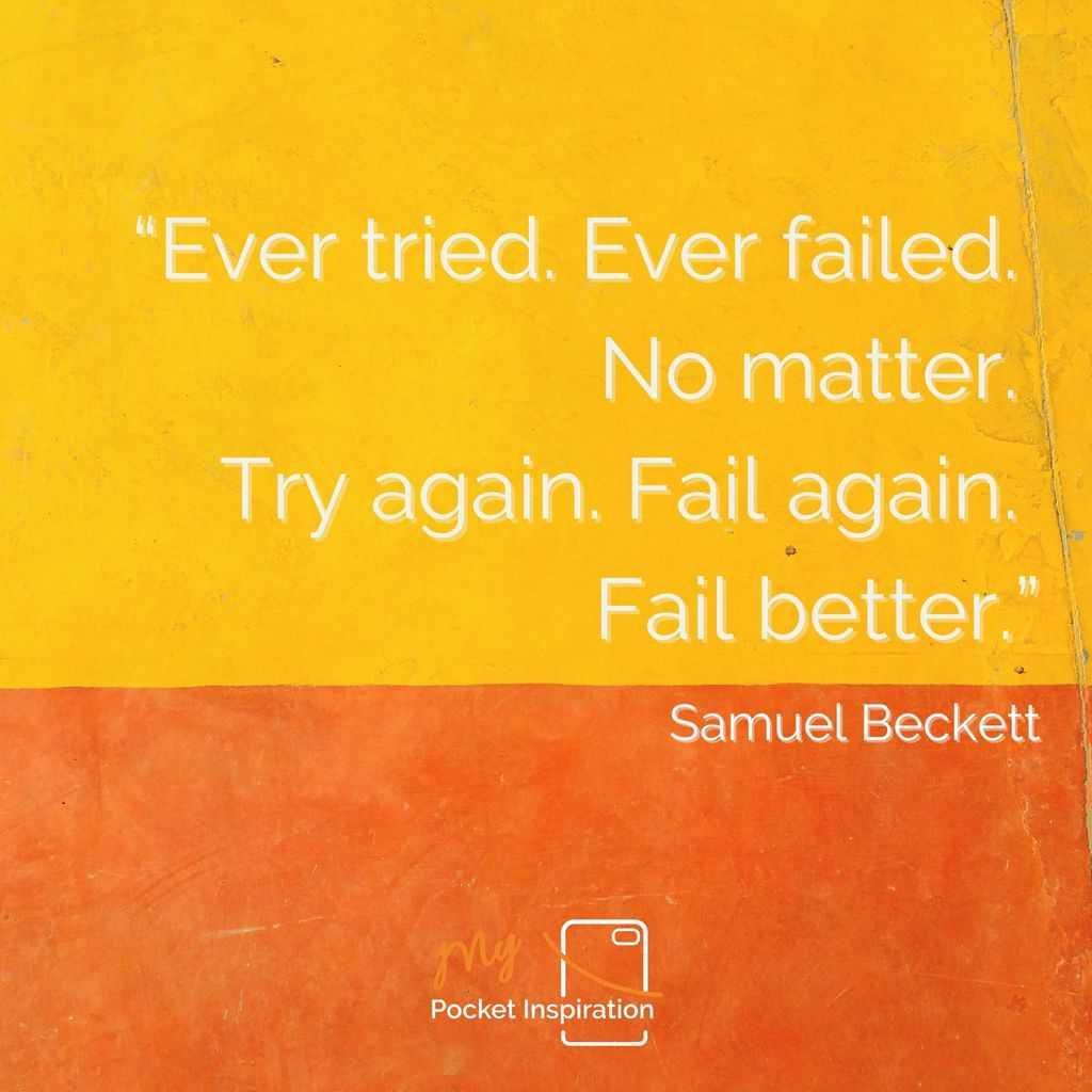 Monday Motivation – Never Give Up