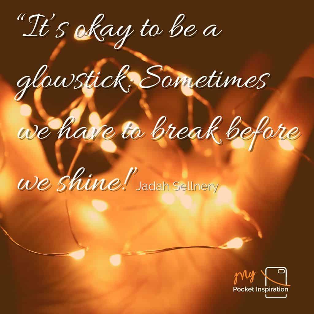 Let your soul shine!