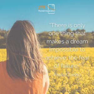 Shift from Fear into Freedom