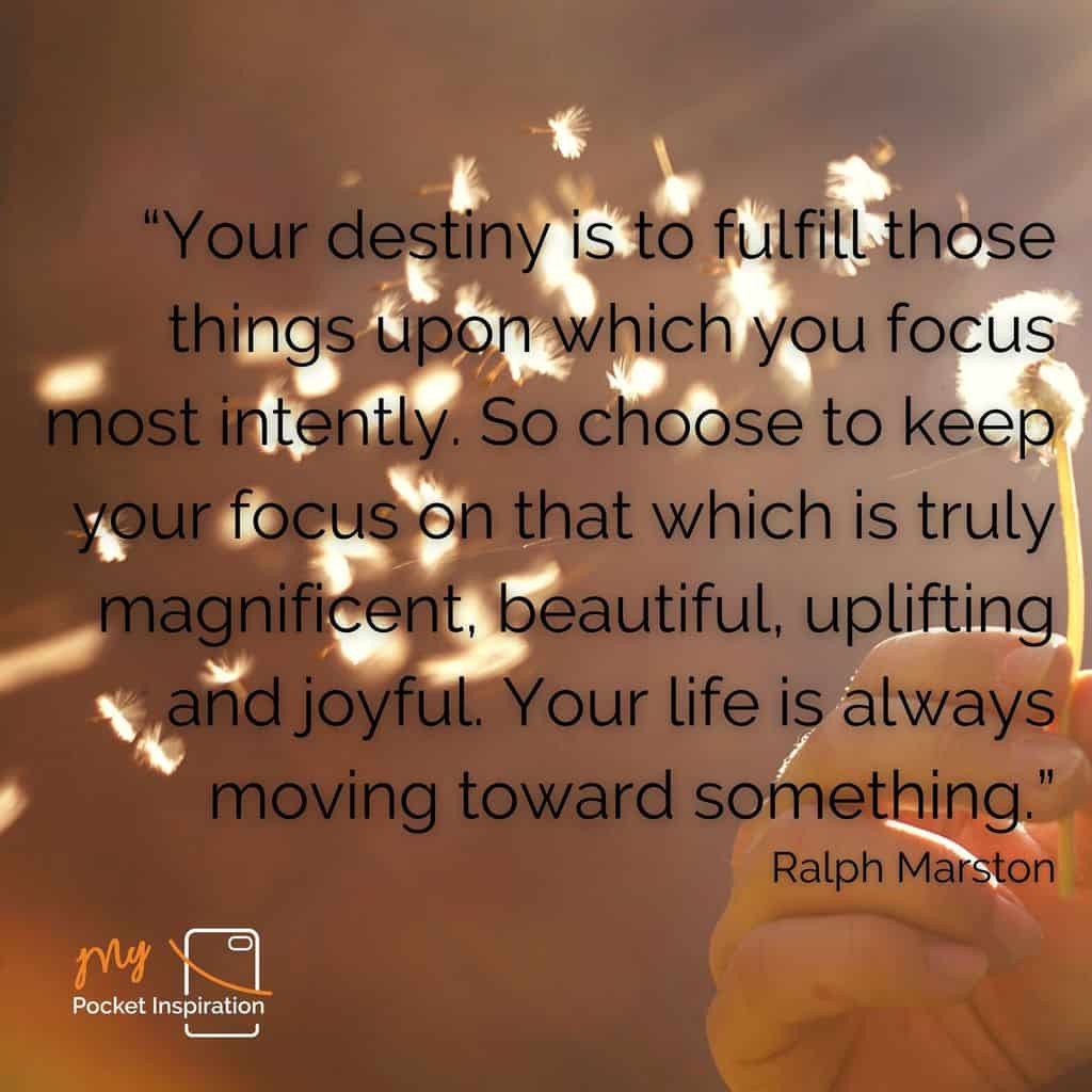 Choose a beautiful life
