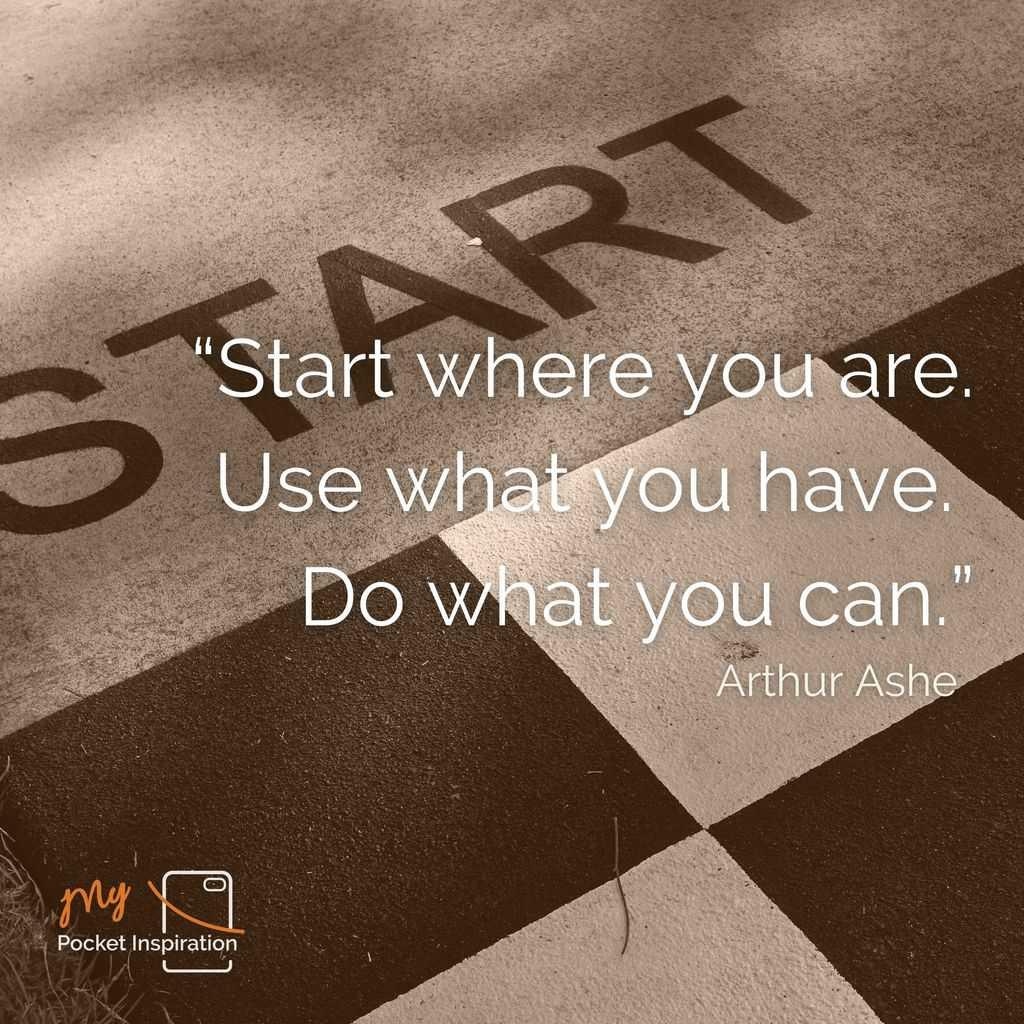 Start Here.