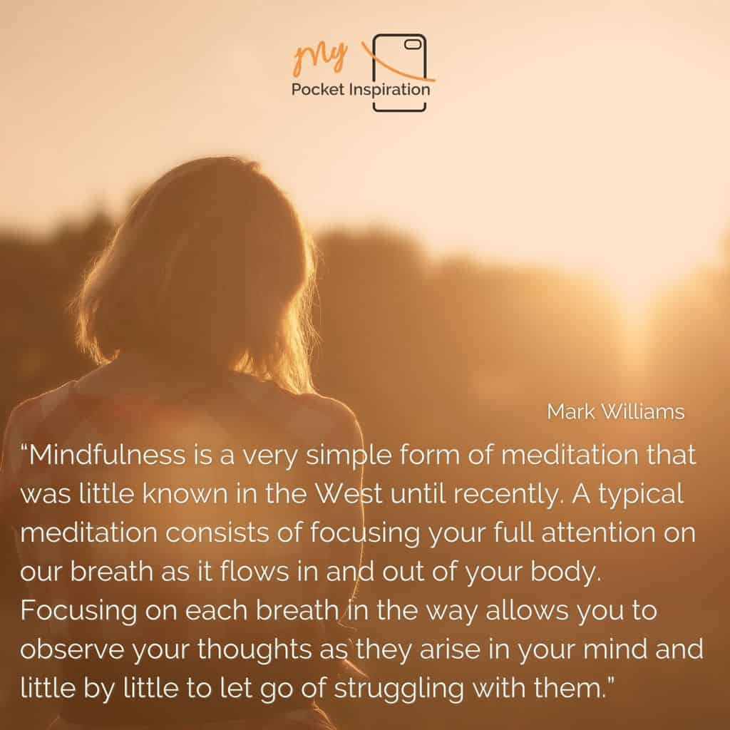 Tip Tuesday – Mindfulness guidance