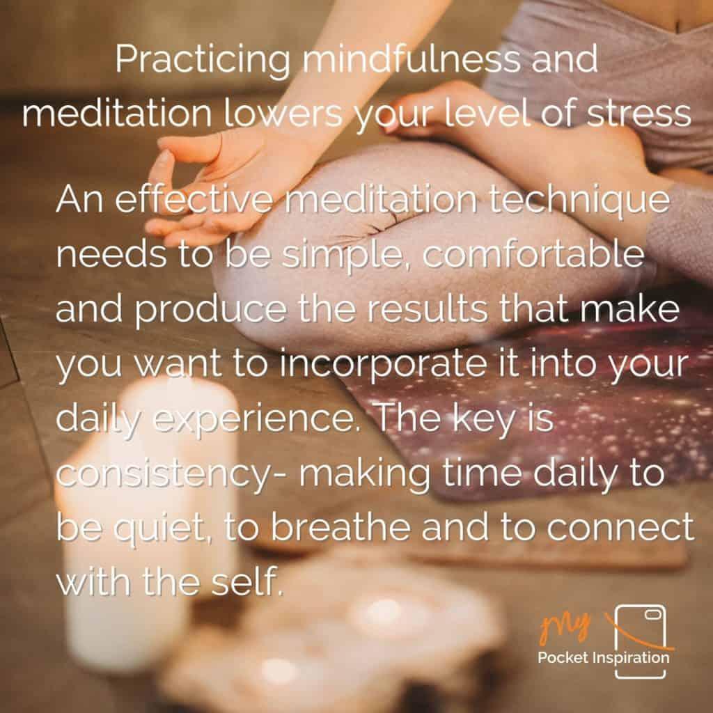 Meditation Tip Tuesday